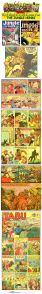Comics324 Jungle Hunks