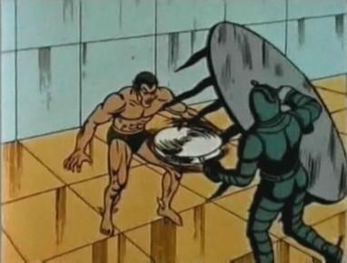 Armored attack-1