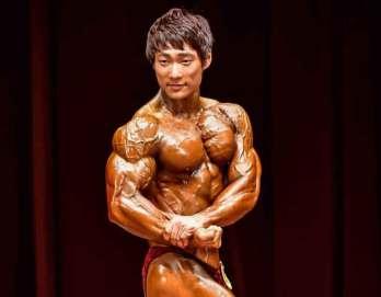 Jeung-Posing.